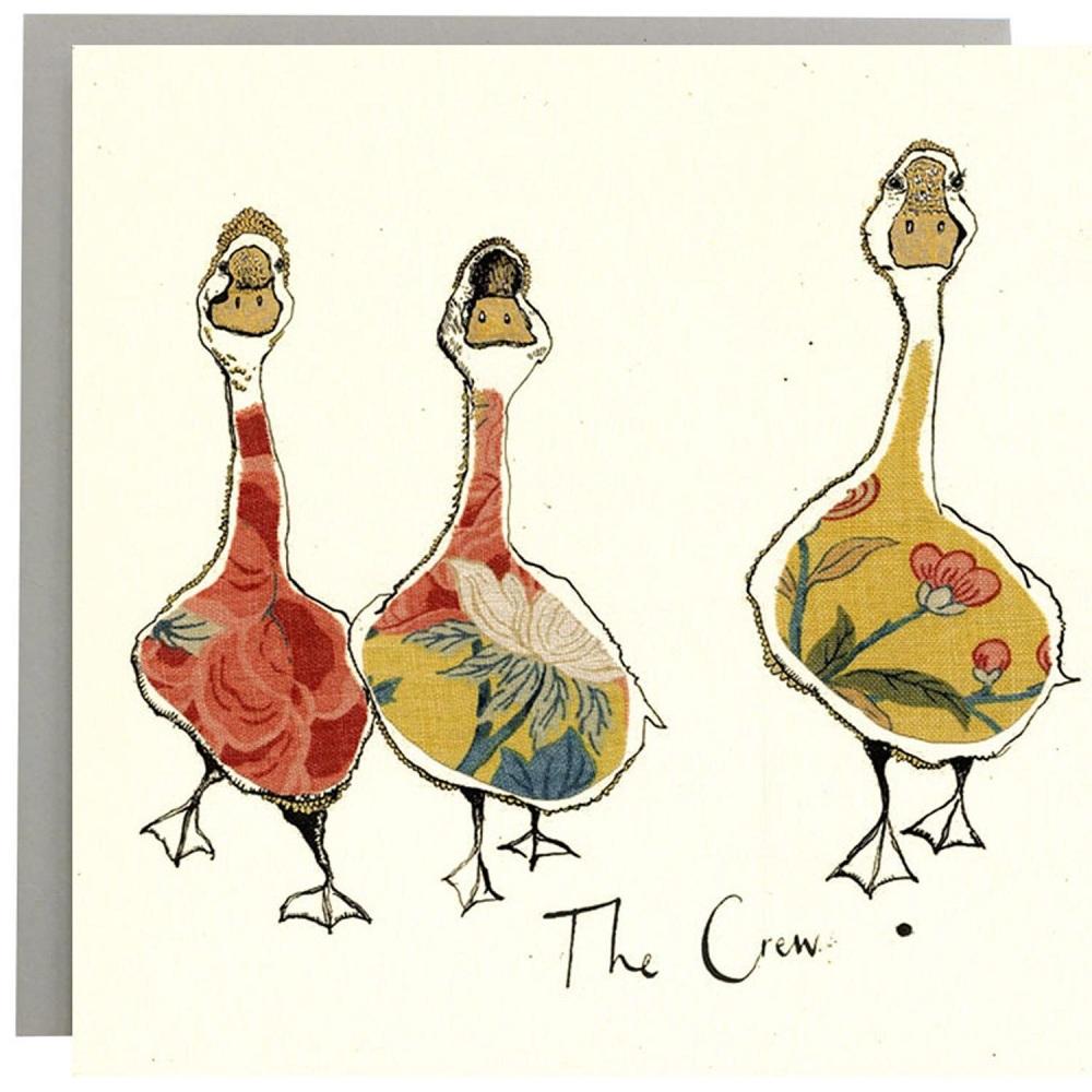 Anna Wright Card - The Crew