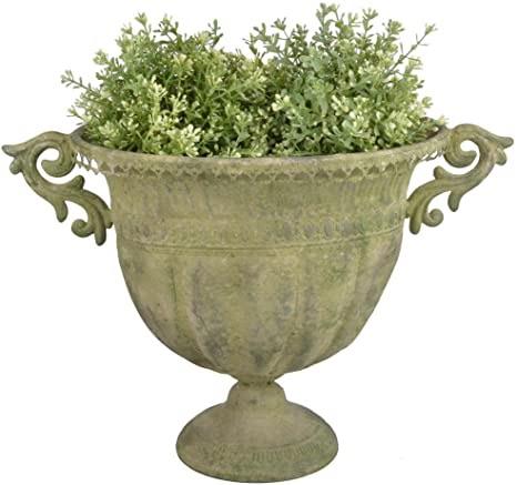 Vintage Style, Weathered Urn - Large