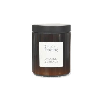 Garden Trading Jasmine and Orange Apothecary Candle