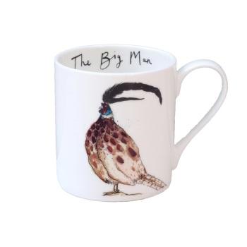 Anna Wright Boxed Mug - The Big Man