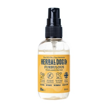 Herbal Dog Co Natural Dog & Puppy Cologne Perfume Deodoriser - Coconut
