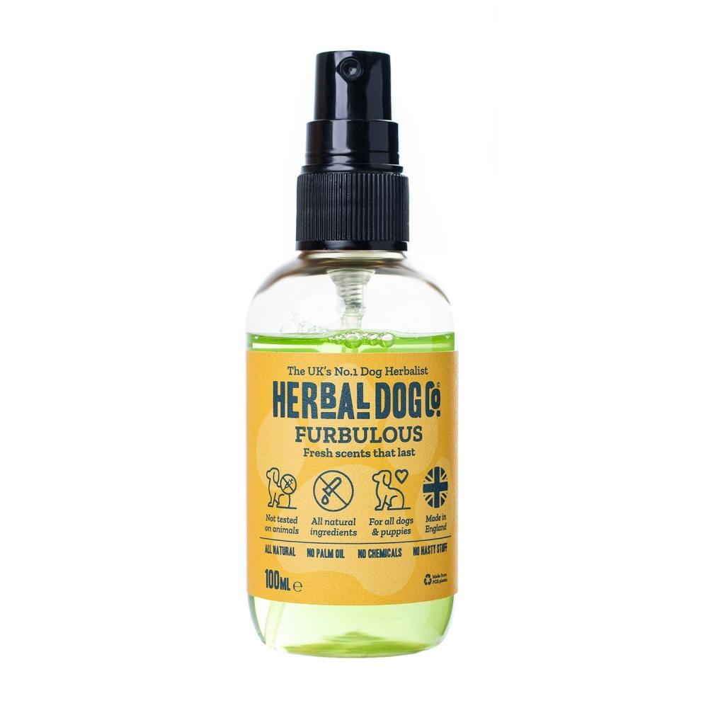 Herbal Dog Co Natural Dog & Puppy Cologne Perfume Deodoriser - Watermelon