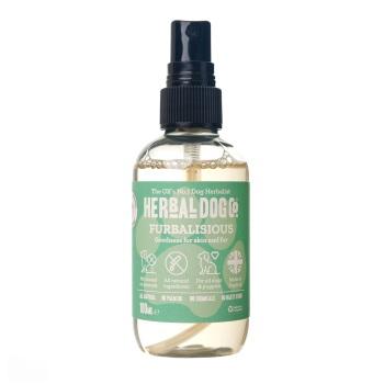 Herbal Dog Co Natural Dog & Puppy Cologne Perfume Deodoriser - Baby Powder