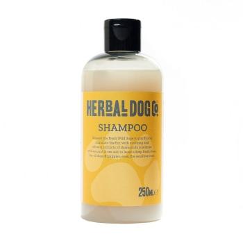 Herbal Dog Co Natural Dog & Puppy Natural Shampoo - Baby Powder