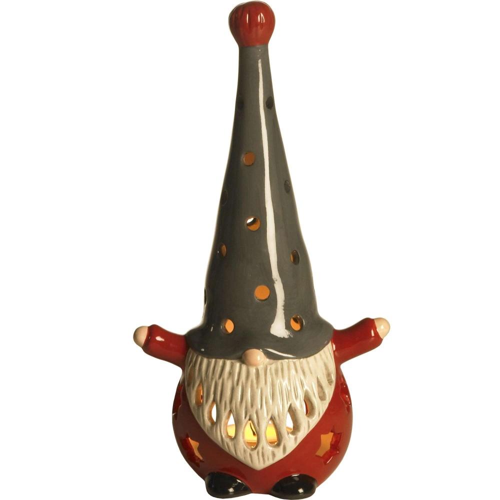 Naasgransgarden Santa Hugo Christmas Lantern 24cm