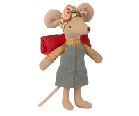 Maileg Hiker Mouse - Big Sister