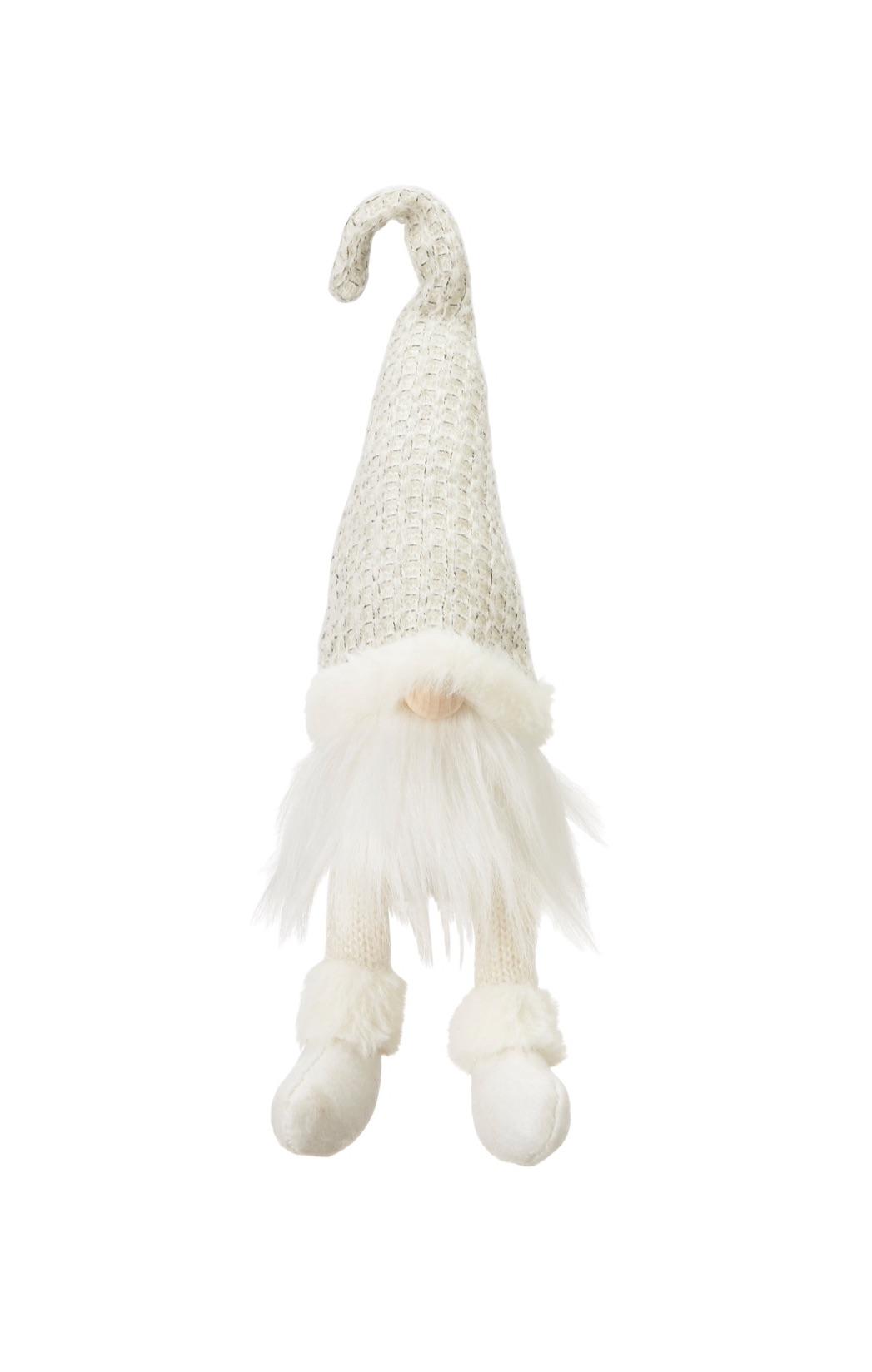Santa Henry Scandinavian Tomte - White