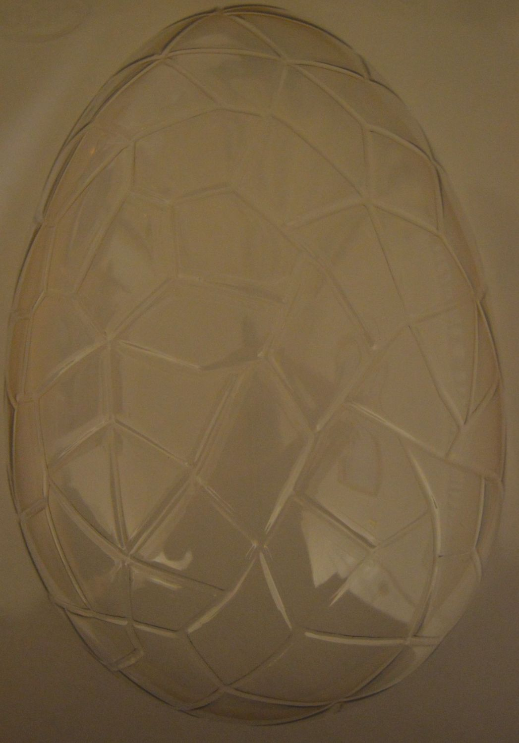 Large Cracked Easter Egg Mould