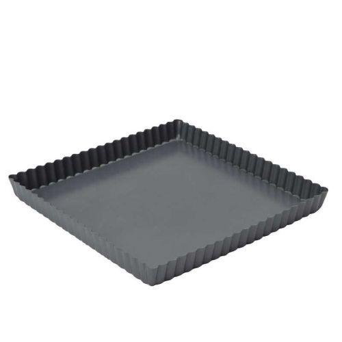 Dexam Square Flan Pan Loose Bottom 23cm 9