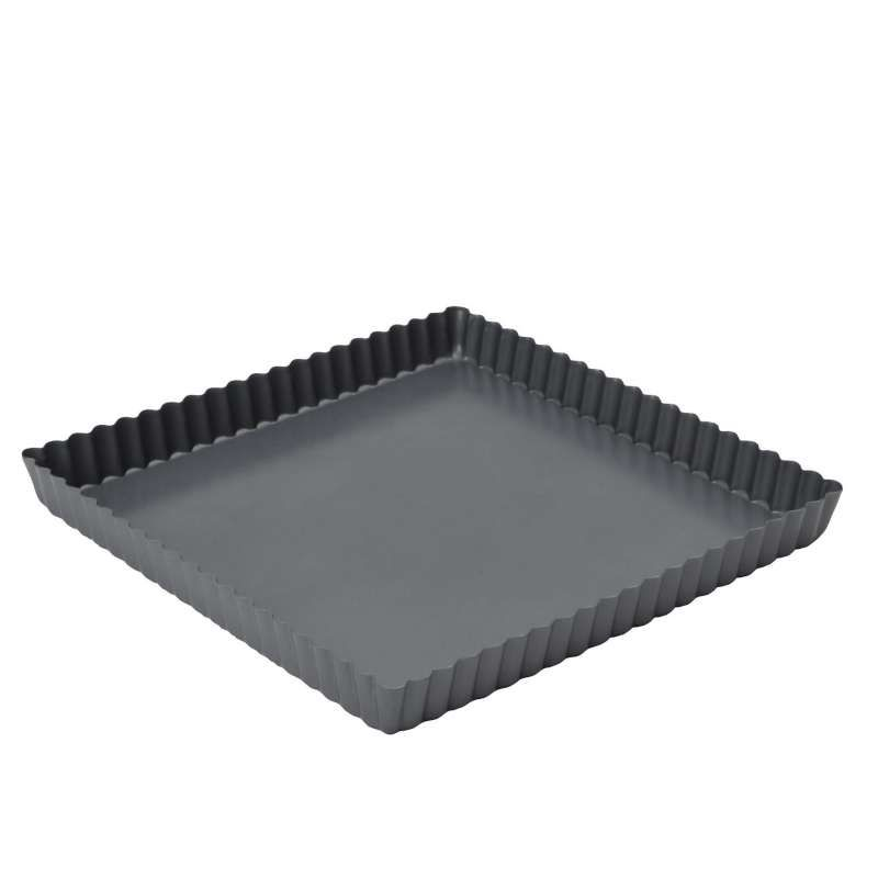 Dexam Square Flan Pan Loose Bottom 23cm 9