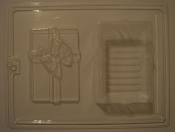 3D Gift/ Present Box Chocolate Mould