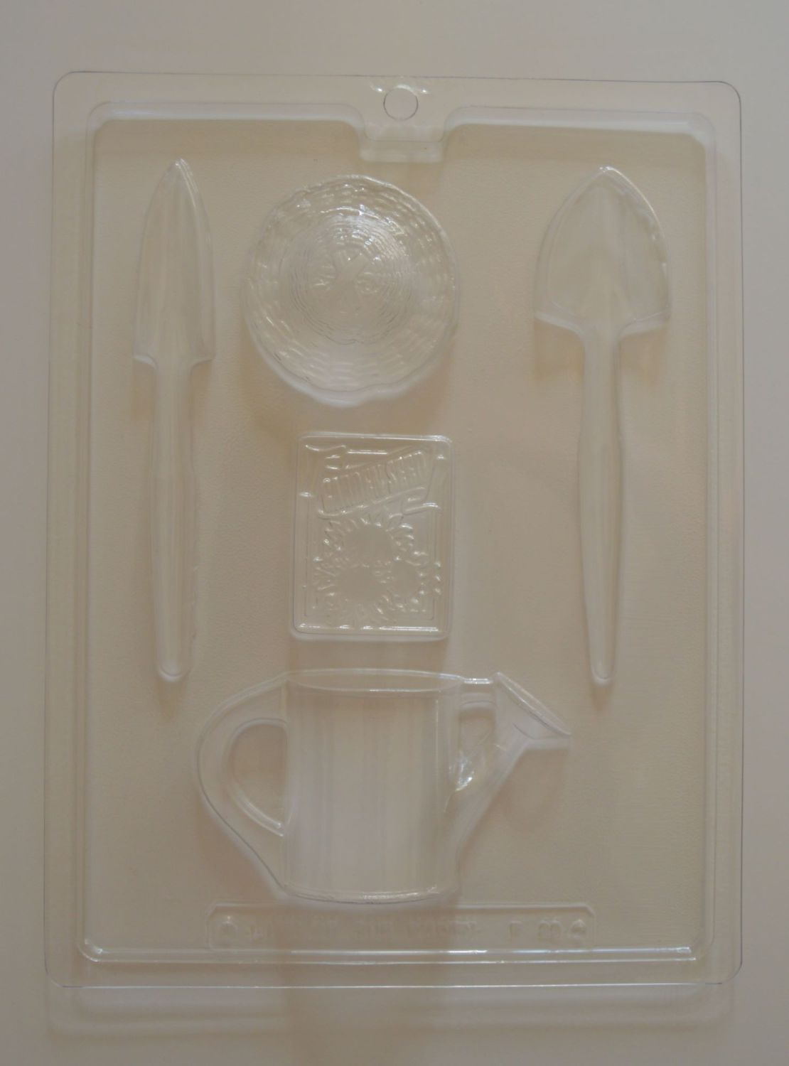 Chocolate Gardening Tools Mould