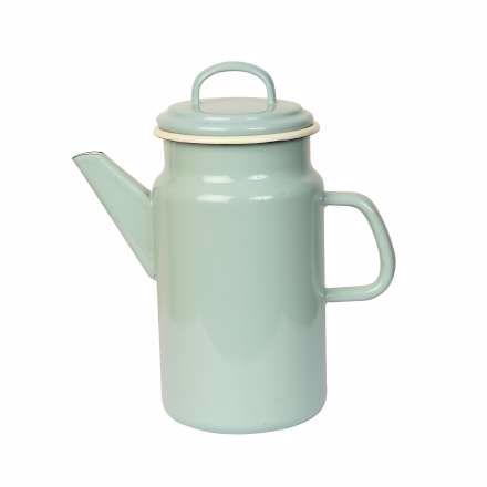 Dexam Vintage Home Coffee Pot, 2L - Sage