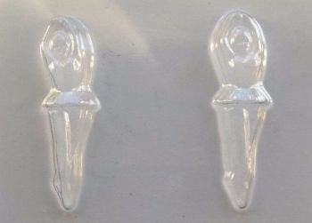 Ballerina Dancer Chocolate Mould