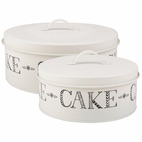 Creative Tops Stir It Up Set Of 2 Cake Tins
