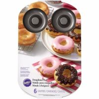 Wilton 6 Cavity Doughnut Pan