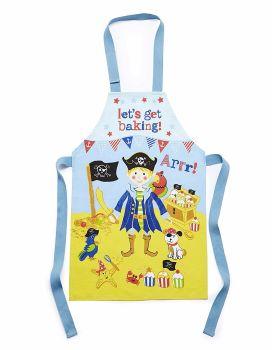 Cooksmart Kids Captain Flapjack PVC Apron