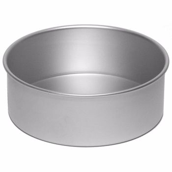 Alan Silverwood Solid Base 6 inch Cake Pan