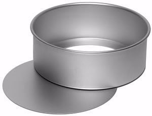 Alan Silverwood Loose Base 8 inch Cake Pan