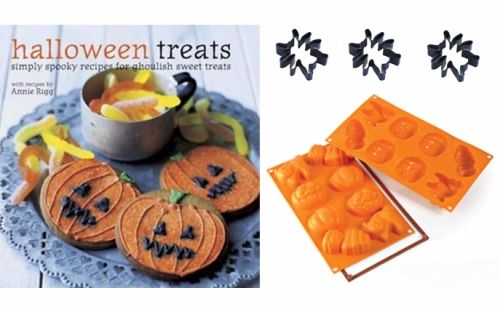 Halloween Bumper Baking Pack