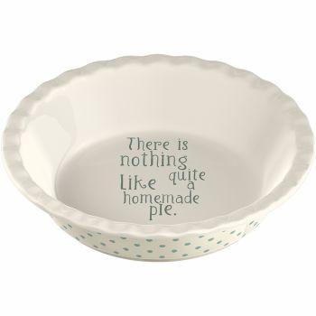 Katie Alice Cottage Flower Pie Dish