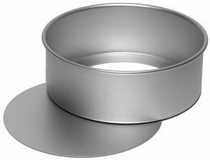 Alan Silverwood Loose Base 11 inch Cake Pan