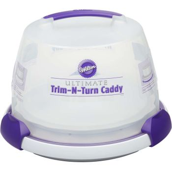 Wilton Ultimate Trim-N-Turn Cake Caddy