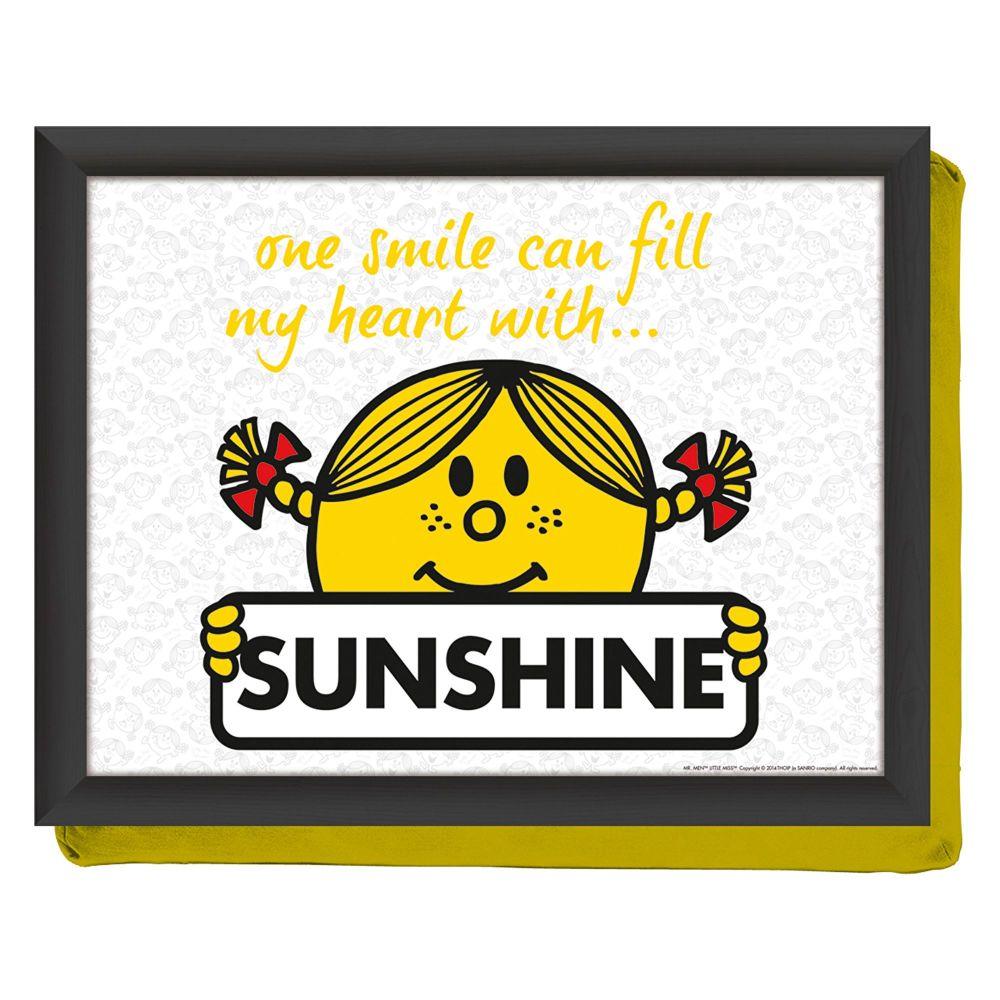 Mr Men Little Miss Sunshine Laptray