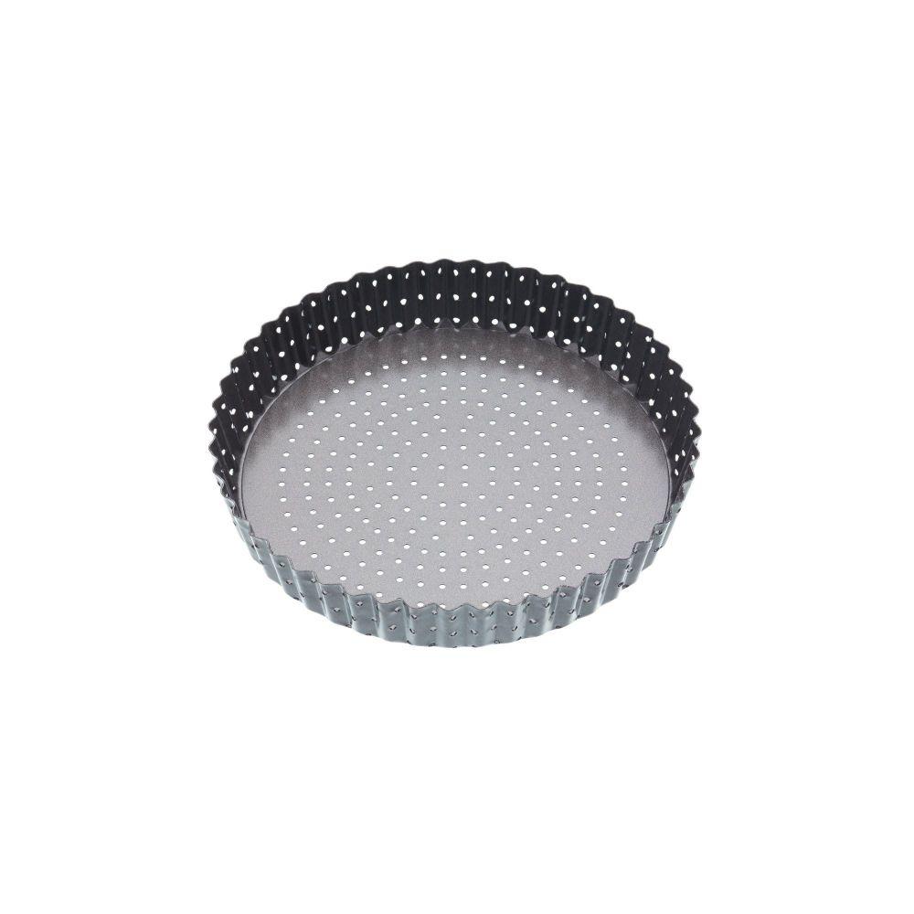 MasterClass Crusty Bake Non-stick Fluted Round 20cm Quiche Tin