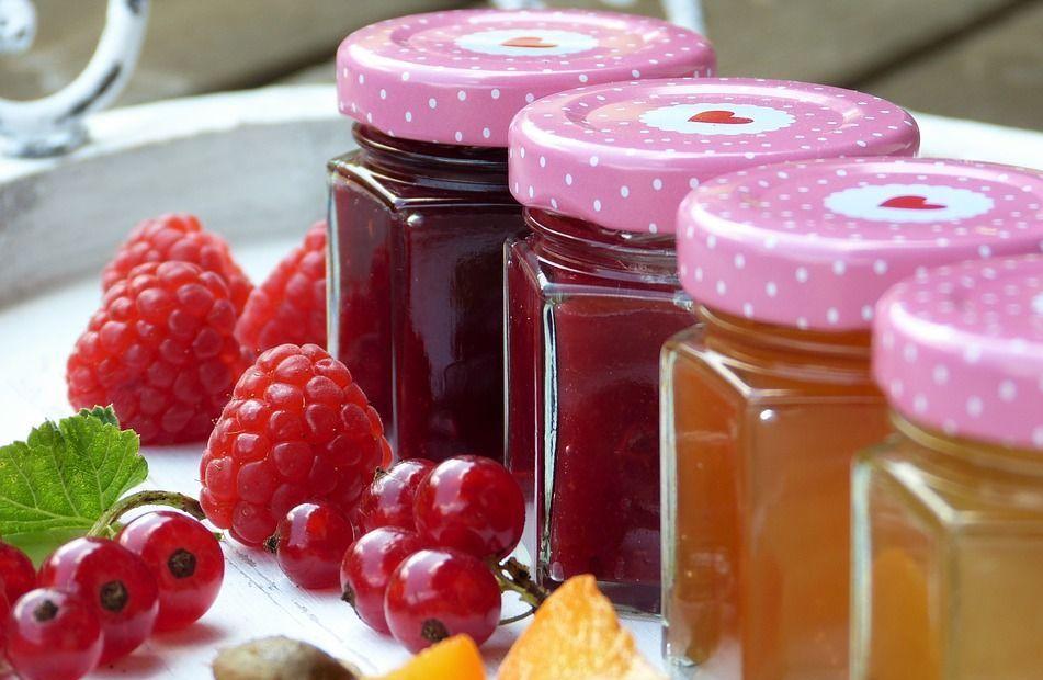 Selection of jams
