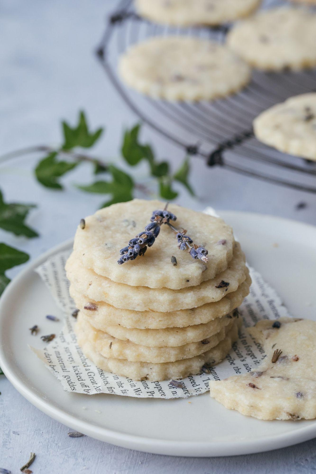 Lavender Shortbread2