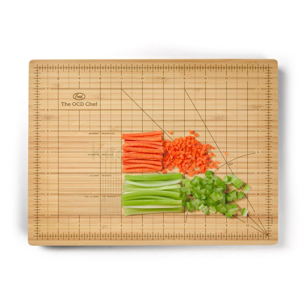 Fred The Obsessive Chef Chopping Board