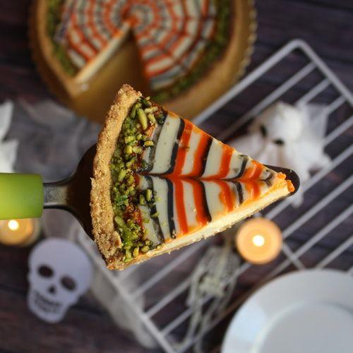 Halloween Cheesecake