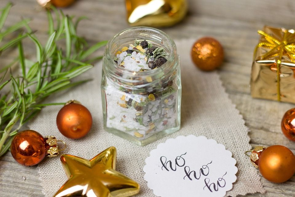 Chilli and Herb sea salt