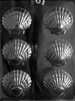 Fancy Shell Chocolate Mould