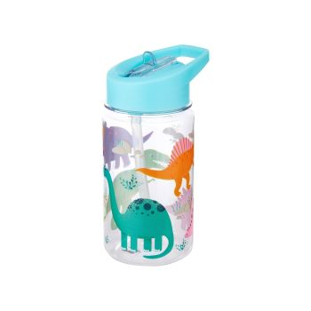 Sass & Belle Drink Up Roarsome Dinosaurs Water Bottle