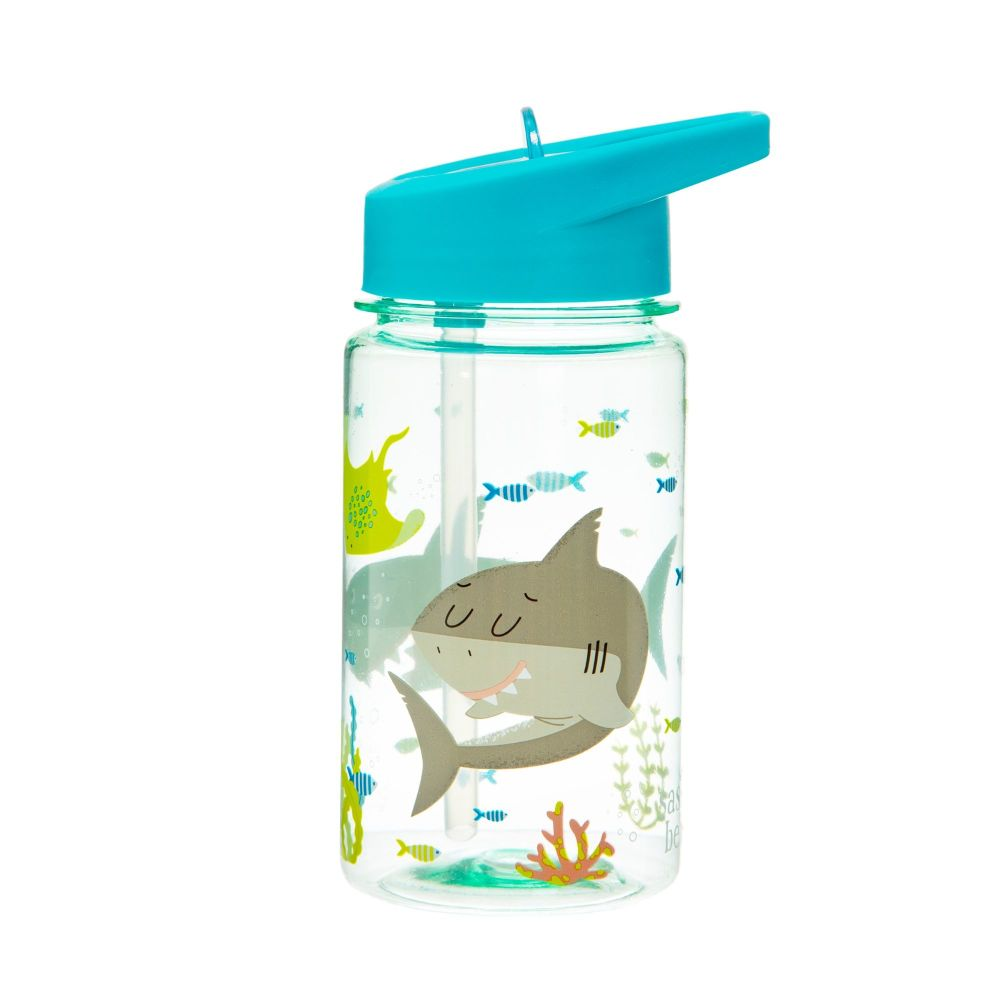 Drink Up Shelby The Shark Kids Water Bottle