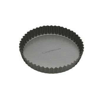 KitchenCraft MasterClass Non-Stick 18cm Loose Base Quiche Tin