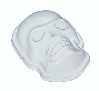 KitchenCraft Spookily Does It Skull Shaped Halloween Jelly Moulds