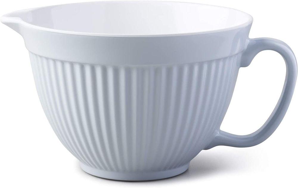 Zeal Classic Melamine Mixing Bowl/ Jug Duck Egg Blue