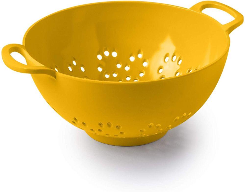 Zeal Colander 15cm Mustard