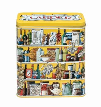 Emma Bridgewater Setting Up Home Larder Food Storage Tin