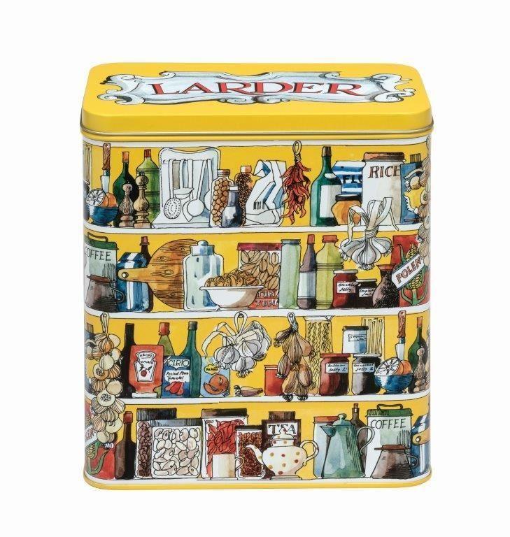 Emma Bridgewater Setting Up Home Larder Food Storage Tin