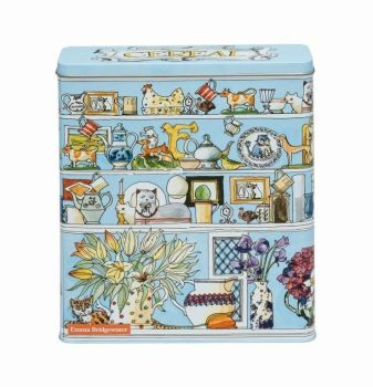 Emma Bridgewater Setting Up Home Cereal Food Storage Tin