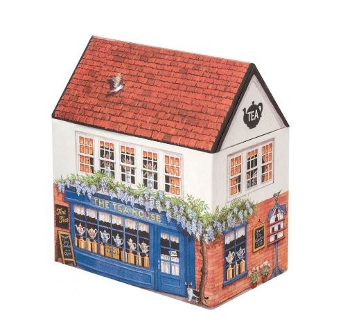 Dana Kubick Tea Shop Storage Tin