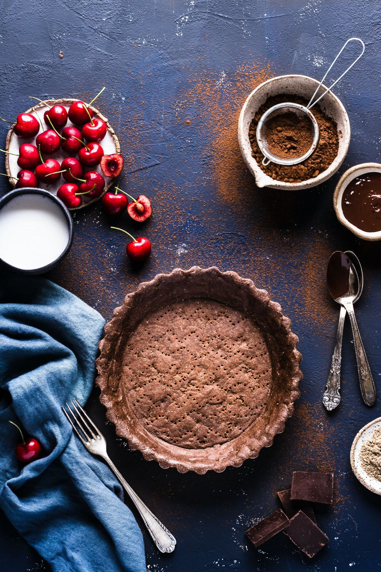 How to Make Chocolate Pastry