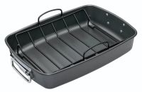 KitchenCraft MasterClass Non-Stick Roasting Pan with Rack