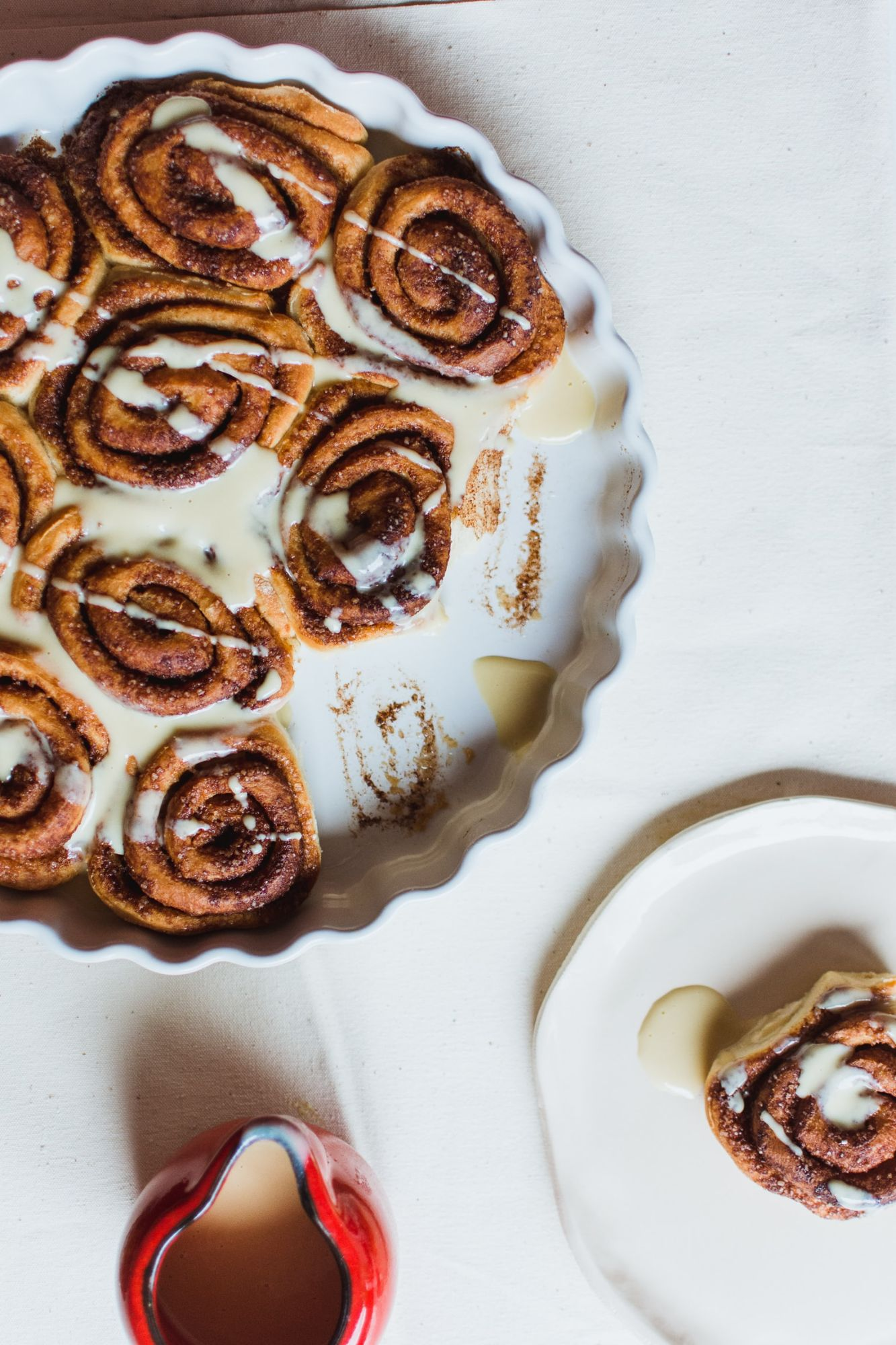 Fruity Cinnamon and Cranberry Rolls