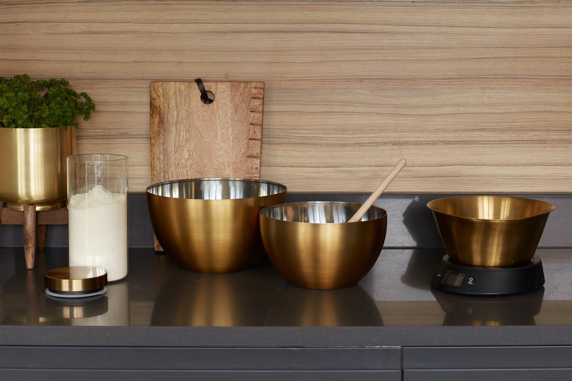 Brass Kitchenware