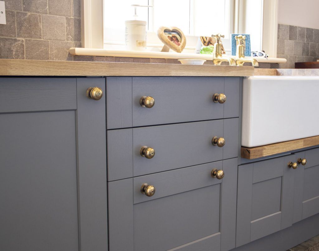 Beautiful Hand Painted Kitchens